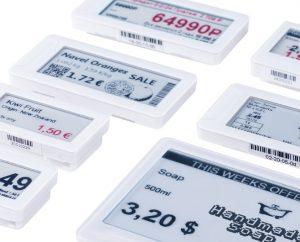 elektroniczne etykiety cenowe