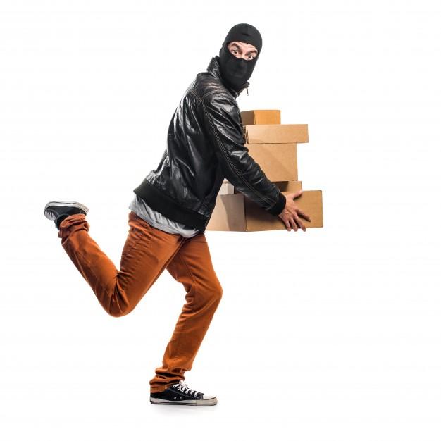 Kradzieże przy kasach samoobsługowych