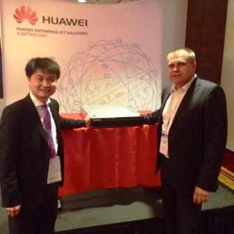 Huawei New Storage Product Release Conference 2015